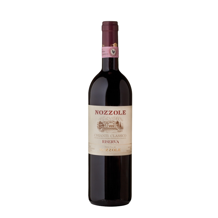 Vin rouge - Nozzole - Chianti Riserva