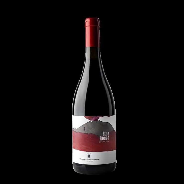Rode wijn - Barone di Villagrande - Etna Rosso
