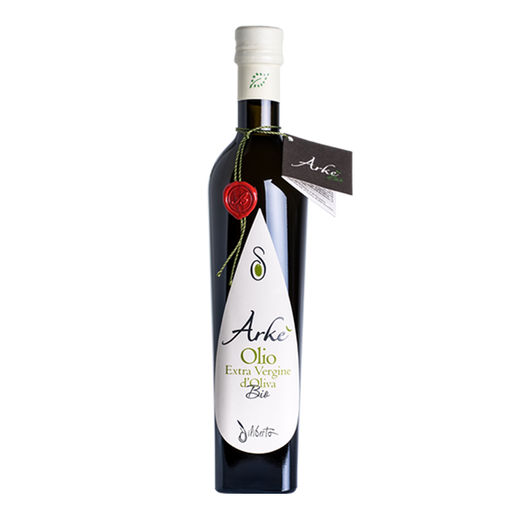 L'huile d'olive extra vierge Arkè BIO 50cl