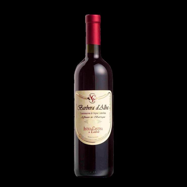 Rode wijn - Le Lodole - Barbera d'Alba