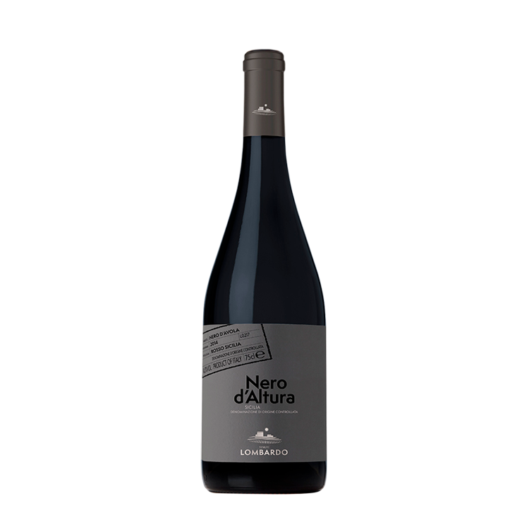 Vin rouge - Lombardo - Nero d'Altura