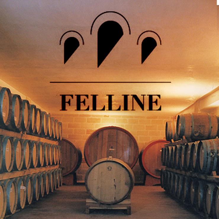 Les vins rouges chez Felline