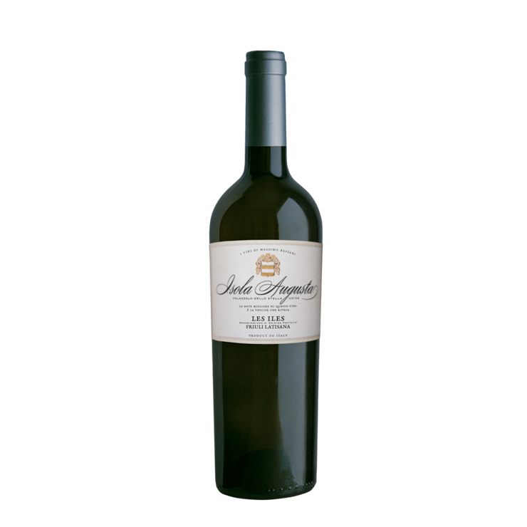 Vin blanc - Isola Augusta - Les Iles