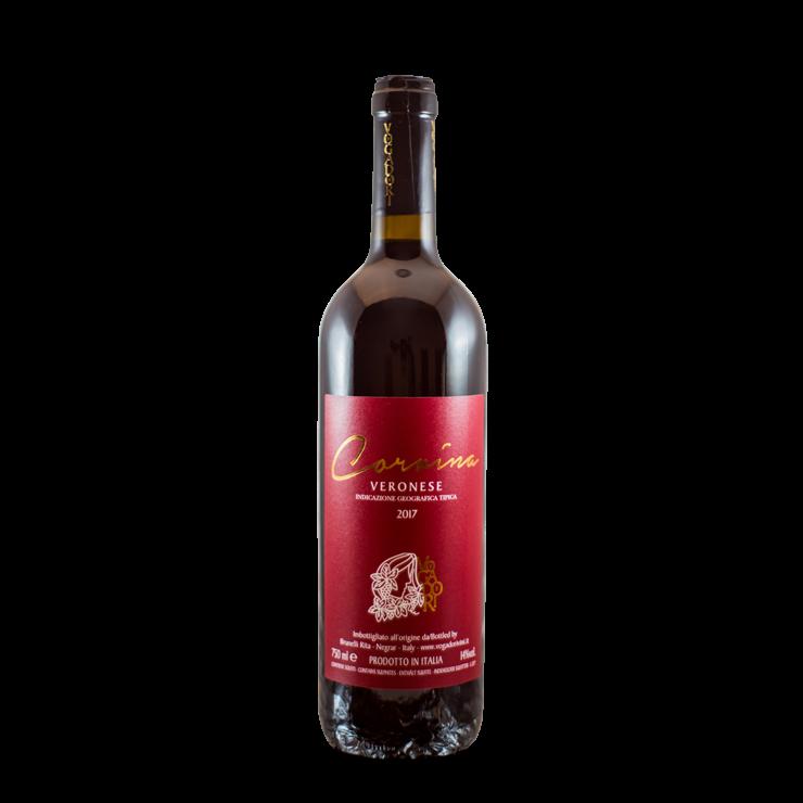Vin rouge - Fratelli Vogadori - Corvina