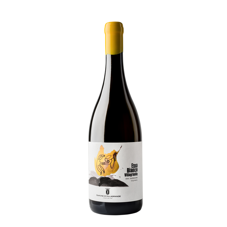 Vin blanc - Barone di Villagrande - Etna Bianco Riserva
