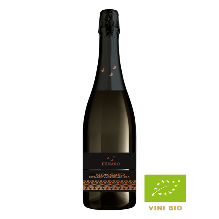 Vin mousseux Metodo Classico Extra Brut