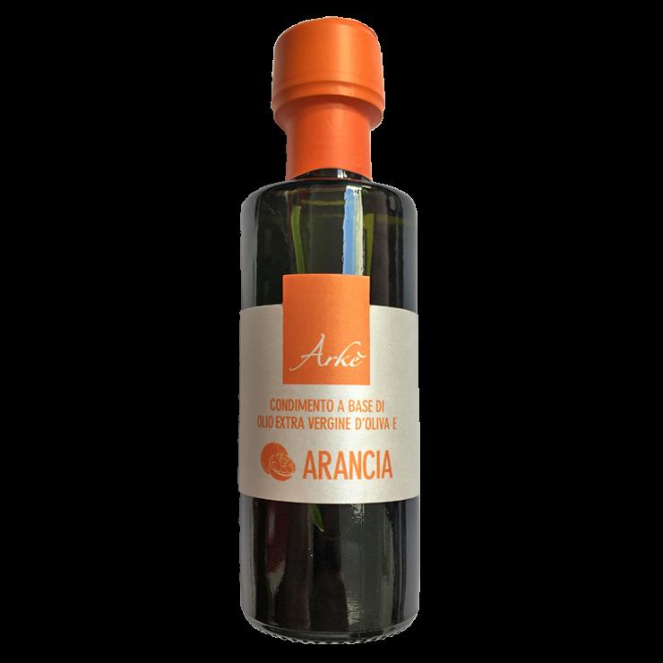 Huile aromatisée à l'orange Arkè 10cl