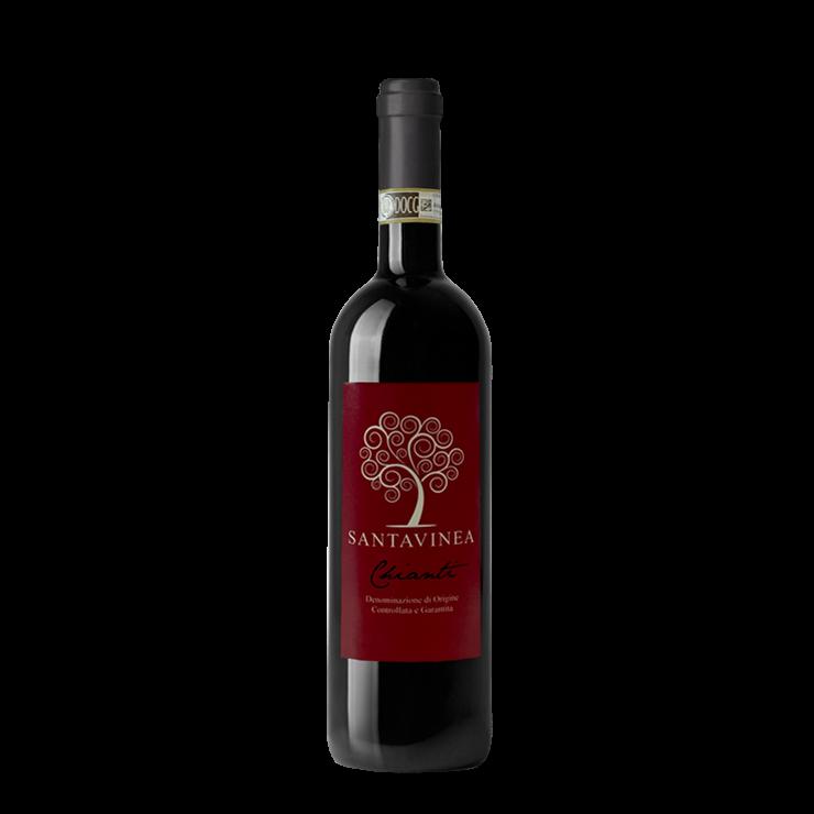 Vin rouge - Santavinea - Chianti