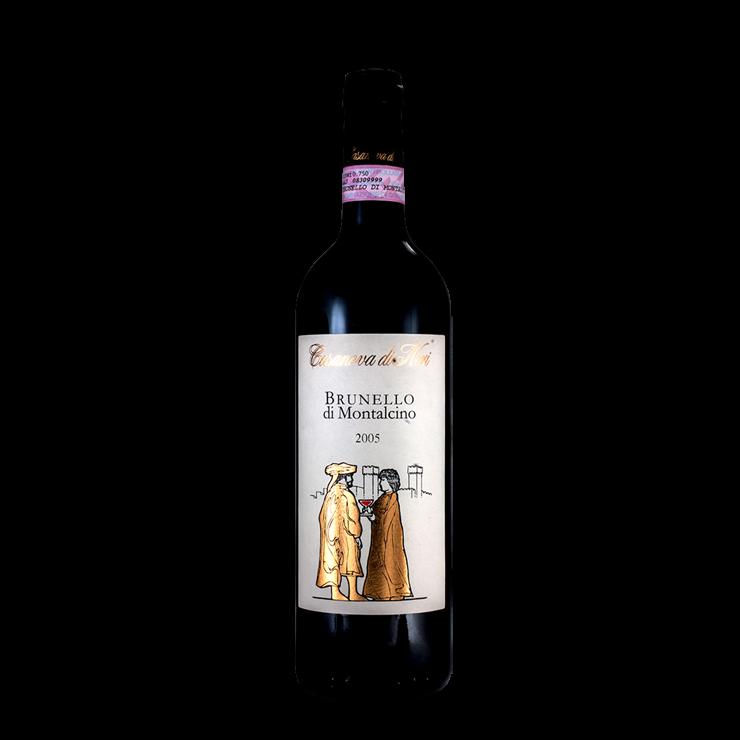 Vin rouge - Casanova di Neri - Figuranti